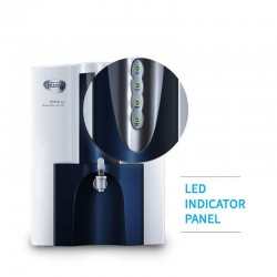 HUL Pureit Marvella Mineral RO+UV+MF Water Purifier 10L White & Blue