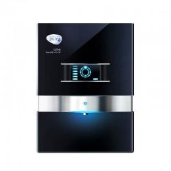 HUL Pureit Mineral RO+UV Ultima Water Purifier 10L Black & Blue