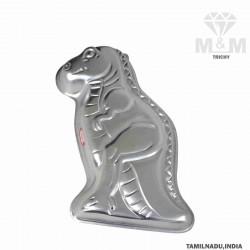 Aluminium Cake Mould Pans Dinosaur