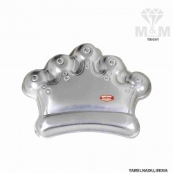 Aluminium Cake Mould Pans Crown