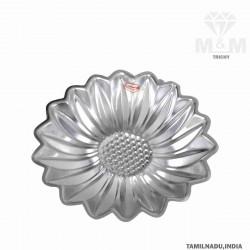 Aluminium Cake Mould Pans Sun Flower