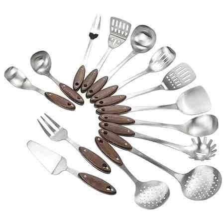 Lids & Spoons