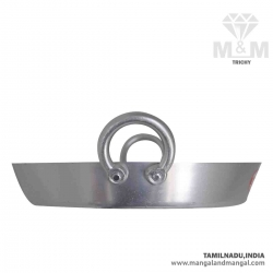 Anodized Aluminium Kadai - Flat Bottom and Less Height