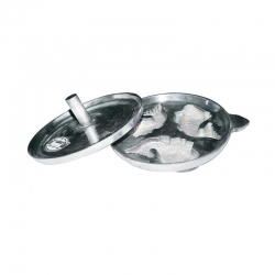 Aluminium Fish Shape Appam Maker / Paniyarakkal with Lid