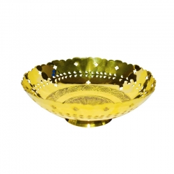 Brass Fruit Bowl Handcrafted