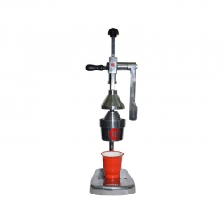 Jasper Hand Press Juicer - Aluminium