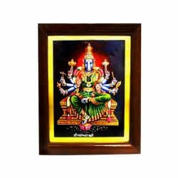 Handicraft Goddess Varahi Amman Photo for Pooja and Wall