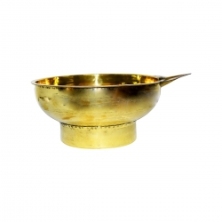 Brass Agal Vilakku Big Oil Lamp