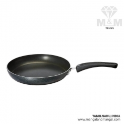 Prestige Omega Select Plus Non-Stick Fry Pan 280mm Without Lid, Black