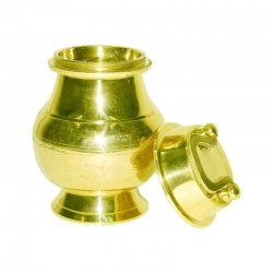 Brass Kooja / Kamandalu Milk Pot