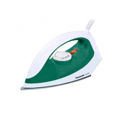 Panasonic NI-321T 750 Watt Dry Iron Box Green & White
