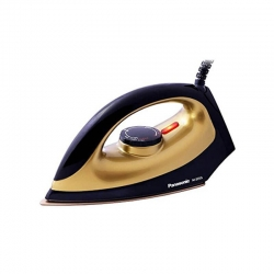 Panasonic NI-325G 1100 Watt Dry Iron Box Gold & Black