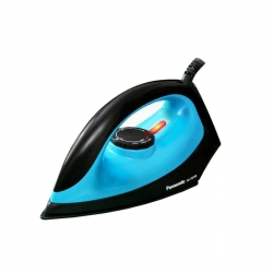 Panasonic NI-324B 1100 Watt Dry Iron Box Blue & Black