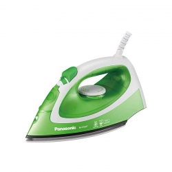 Panasonic NI-P250T 1550 Watt Steam / Dry Iron Box Green & White