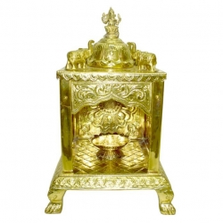 Brass Altar for Home Pooja