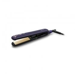 Philips BHS386/00 KeraShine Advanced Hair Straightener Purple