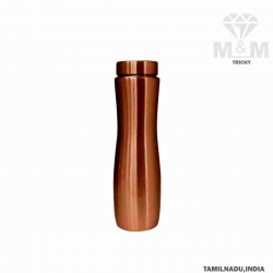 SAGA Classic Curved Copper Water Bottle 950ml