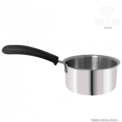 Stainless Steel Sauce Pan with Bakelite Handle