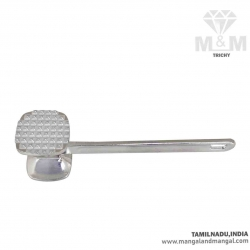 Aluminum Two Sided Heavy Meat Tenderizer / Nut Cracker / Ice Breaker / Hammer Mallet / Kitchen Cooking Tool