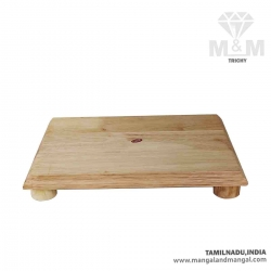 Multipurpose Use Wooden Board with Small Leg / Chopping Board