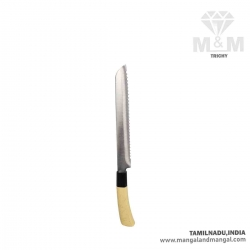 Bread Knives Round Tip / Pastry Knives / Paring Knife / Chefs Knives / Chef Kitchen Knifes