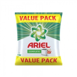 Ariel Washing Powder 4 Kg Pack