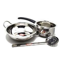 20 Guage 3pcs Cookware Set
